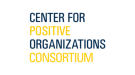 Center for Positive Organizations Consortium logo.